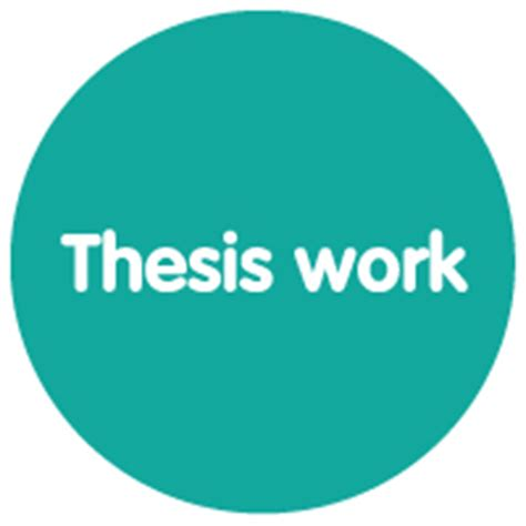 Formatting: Theses & Dissertations: The University